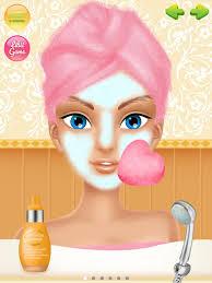 wedding salon s makeup dressup and makeover games screenshot 3