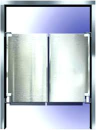 kitchen swing door together with electromagnetic lock for double swing door cial kitchen swinging doors within kitchen swing door