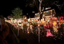 Richmond Tacky Lights 2017 Another Virginia Family Shines In National Christmas Light