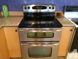 maytag gemini double oven electric. Wonderful Maytag Maytag Gemini Stainless Double Oven Range Stove Used For Sale  In For Electric F