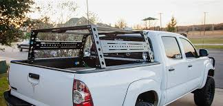 Toyota Ta a Bed Rack fits years 2005 and up — KB Voodoo