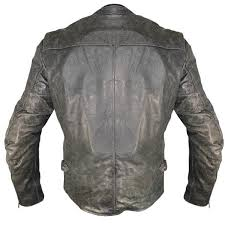 distressed leather mens motorcycle jacket charlie london leather jackets for men and women free uk delivery