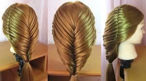 Tuto Coiffure Simple Cheveux Long Mi Long Facile A Faire