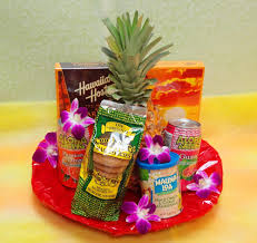 item for full view please order in advance pineapple aloha greeting basket 47 50