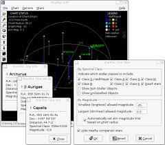 Star Chart Software Starplot