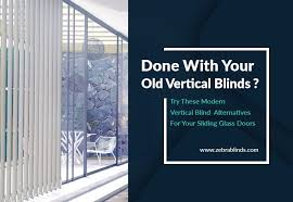 try alternatives to vertical blinds