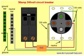 circuit breaker wiring diagrams do it yourself help com wiring diagram 30 amp 240 volt circuit breaker
