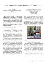 pdf design optimization of a low sd single sided linear induction motor for improved efficiency and power factor