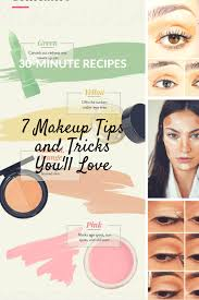7 makeup tips and tricks youll love