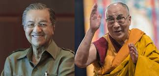 Image result for Mahathir Mohamad and Narendra Modi