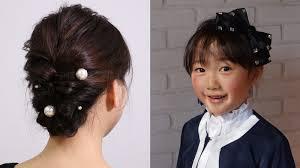卒園式の服装髪型コサージュネイルどうするママと子の直前