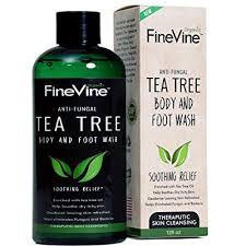 100 Přírodní Mycí Tělíska Stromu Organický čajový Olej Z Těl Oleje Vyrobený V Usa Očistné Tělo Umývá Boje Proti Svědění A Houbám Na Nehty