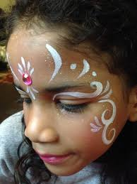 Henna Face Paint Designs Pin By Tania Cuthbertson On Painted Expressions Face Paint