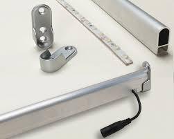 ouer s led closet rod lighting kit