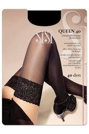 <b>Чулки</b> женские Sisi <b>Queen 40</b> den <b>Queen 40</b> купить в Москве ...