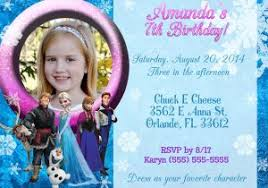 elsa birthday invitations frozen elsa and anna invitations best sample frozen birthday