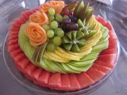 Decorative Fruit Trays Fruit Plate Decoration Ideas Wedding Decor 35
