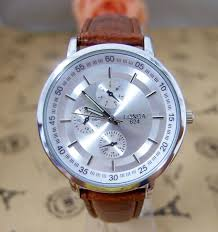 watch modern picture more detailed picture about whole men s whole men s wristwatches fashion quartz watch leather strap watches men