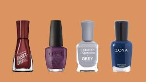Skin Tone Nail Polish Color Matching Chart The Best Fall Nail Colors To Try Right Now Cnn