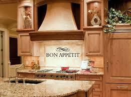 kitchen wall decals bon appetit