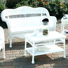 pier 1 patio cushions one bench wicker settee outdoor for chair canada