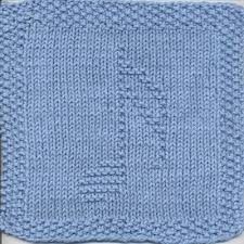Free Knitting Patterns For Dishcloths Amazing Sixteenth Note Knit Dishcloth Pattern Designs By Emily
