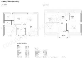 Cuisine Couleur Maison Construction Le Plan De Maison De Notre