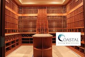 custom wine cellars. Experience High-End Wine Cellar Products And Services. Coastal Custom Cellars