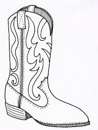 Top Cowboy Hat Coloring Page Printable And Online At Coloring Page