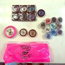 giant lot of medusa s makeup eyeshadow and more