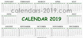 Week Number Calendar Year 2019 Calendar With Week Numbers Printable 2019 2020