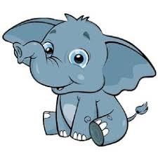cute elephant clipart.  Clipart Cute Baby Elephant Cartoon Clip Art Images All Images Are On A  Transparent Background With Clipart U