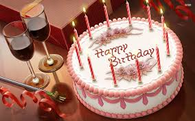 Birthday Cake Wallpaper With Name 52 Pictures
