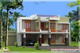 2700 square feet kerala home design