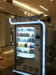 Pokemon Center Vending Machine Unique I Found This While In The Biggest Mall In Seattle And Now My
