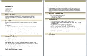 ... Java Developer Entry Level 11 Web Resume Example 1 ...
