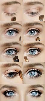 natural looking eye makeup photo 3