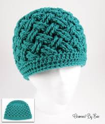 Crochet Winter Hat Pattern Gorgeous 48 LastMinute OneSkein Only Crochet Christmas Presents