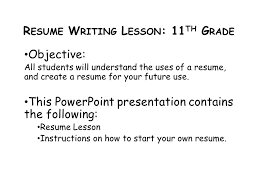 Make Your Own Resume New RESUMES Look Ahead To Your Future Create A Tool To Market Yourself