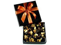 chocolate mendiants