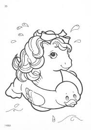 my little pony g1 coloring pages by natasja 75 via flickr
