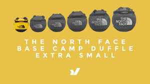 The North Face Extra Small Base Camp Duffle