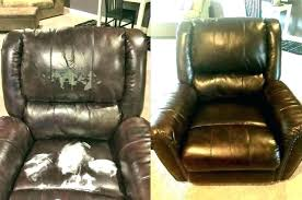 how to fix a rip in a leather couch fix leather couch how to repair leather