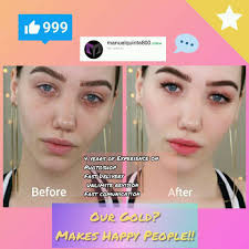 i will create a beautiful makeup edit on you for your social a