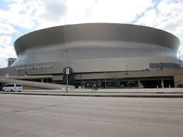 Wrestlemania Superdome Seating Chart Mercedes Benz Superdome Wikipedia
