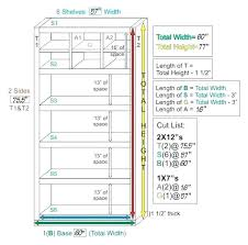 standard shelf heights build your own storage shelves for vinyl record standard closet rod shelf height