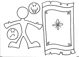 Four Friends Help A Paralyzed Man Coloring Pages Wurzen