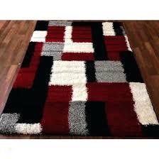 red and white area rug inspirational black rugs 6 modern blocks moder red black white blue purple modern area rug