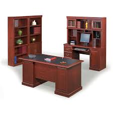 picture of sauder heritage hill executive suite classic cherry