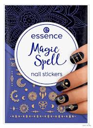 "<b>Наклейки для</b> дизайна ногтей ""Nail <b>stickers</b>"" тон: <b>magic</b> spell ..."